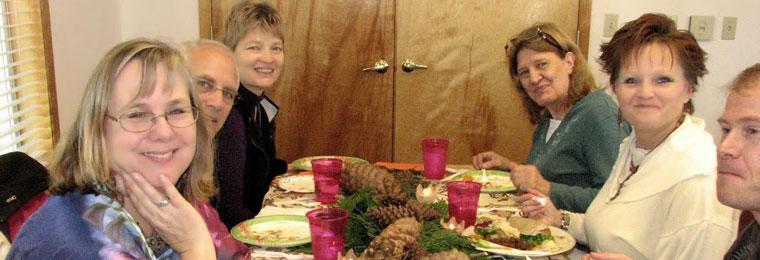 Thanksgiving at ALC